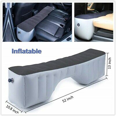 Taimot Car Air Mattress Car Universal Rear Seat Foot Gap Air Bed for Long-Distance Co-Pilot Sleep