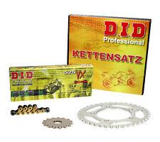 01-04; NIET extra DID SILENT Kettensatz GOLD Aprilia RST 1000 Mille Futura
