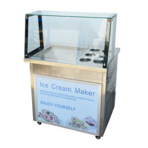 One-Pan-with-Six-Buckets-Fried-Ice-Cream-Maker-Fried-Ice-Cream