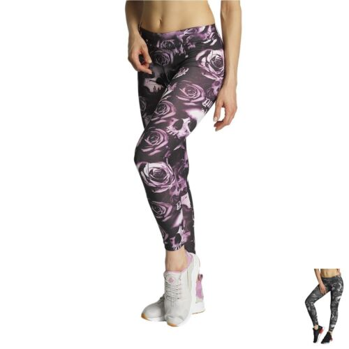 Thug Life Leggings Skullpattern