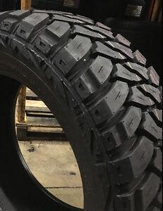 4 New 285 75r16 Kenda Klever M T Kr29 Mud Tires 285 75 16 2857516