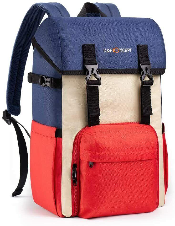K&F DSLR Camera Backpack Waterproof SLR/DSLR Camera, Lens and Accessories