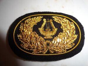 "REPLICA CIVIL WAR INSIGNIA UNION CAVALRY OFFICER PATCH 3 1//2/"" X 2 1//2/"" NEW"