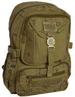 Rucksack, Freizeitrucksack aus Canvas , Schultasche, Reisetasche, Back pack,