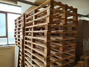 Used Wooden Light Weight Pallets - (1200 x 800) - By the ...
