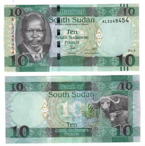 UNC-SOUTH-SUDAN-10-Pounds-2015-P-12a
