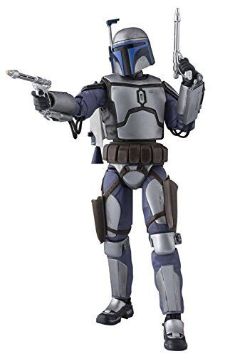 PSL BANDAI S.H.Figuarts SHF Star Wars Jango Fett Action Figure Japan F/S