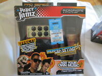 Paper Jamz Pro Series Microphone And Effects Amp Bonus Usb Download Songs Or