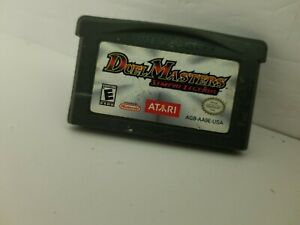 DUEL MASTERS SEMPAI LEGENDS GameBoy Advance Cartridge Only Cleaned &Tested A9