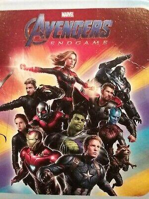 Panini Marvel Avengers Endgame  BUY 4 GET 10 FREE 1-192 Stickers /& C1-C50 Cards