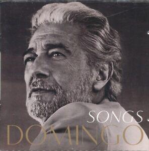 Plácido Domingo - Domingo Songs CD A52