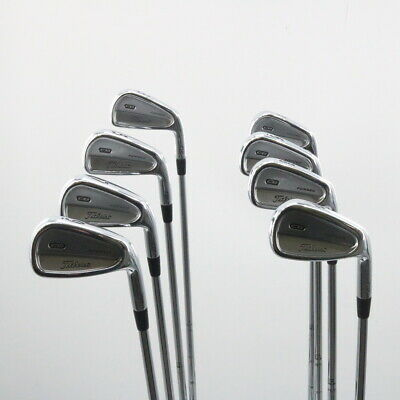 Titleist CB 710 Iron Set 3-P True Temper Dynamic Gold S300 Stiff Flex 62210A  | eBay