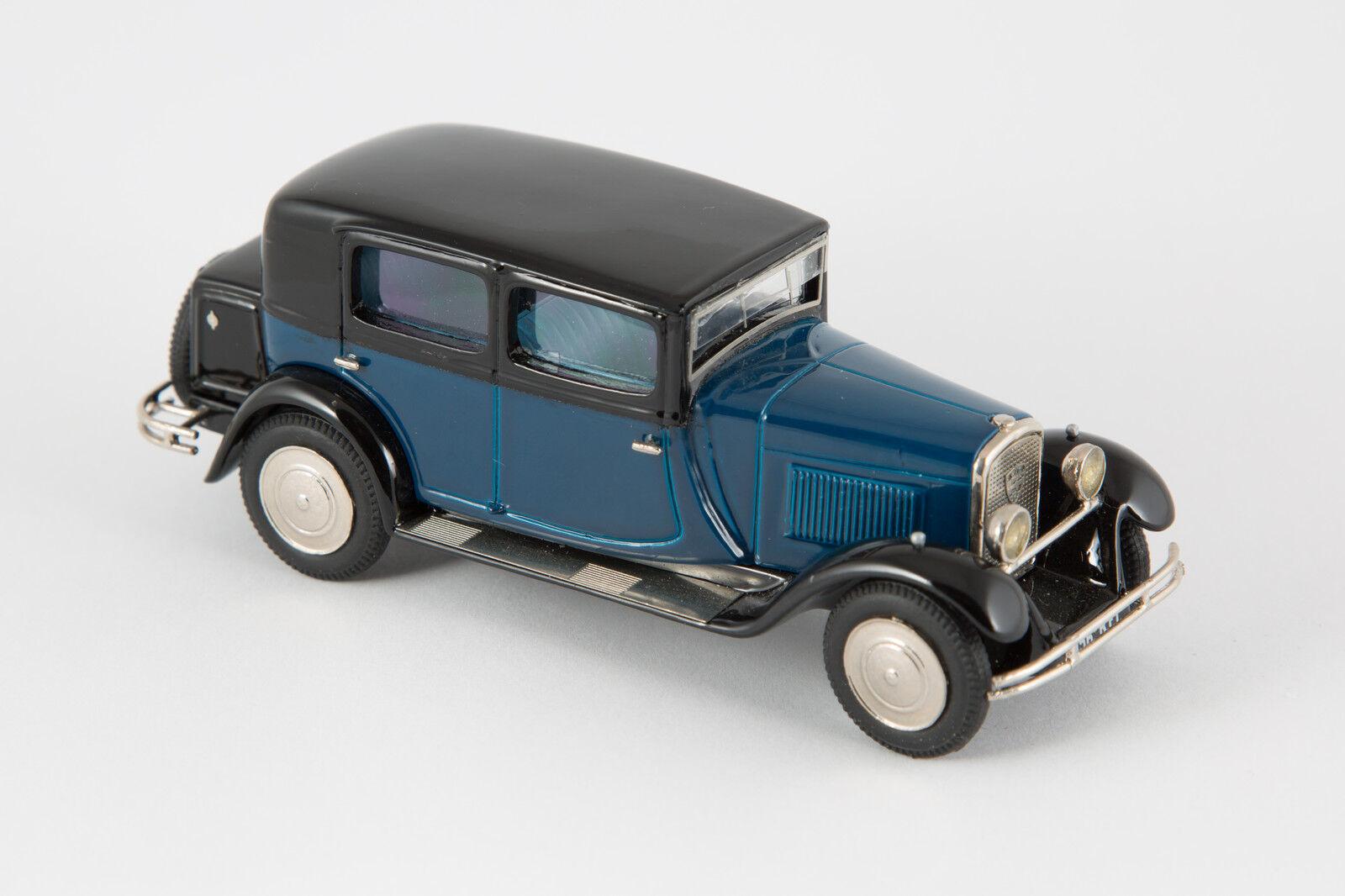 Miniature kit car ccc  peugeot 12 6 sedan luxury 1929 ref 200
