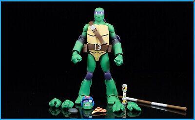 Teenage Mutant Ninja Turtles Donatello Action Figure Gamestop Batman Vs Tmnt Ebay