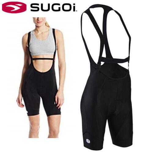 Sugoi RS Pro Womens Bib Shorts L Sizes XS Black