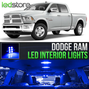 Image Is Loading 2009 2018 Dodge Ram 1500 2500 3500 Blue