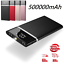 2019-New-Portable-External-Battery-Huge-Capacity-Power-Bank-500000mAh-Charger thumbnail 1