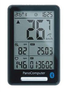 TOPEAK Panocomputer Wireless Farbe Schwarz