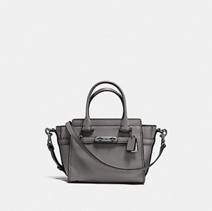 Details about NWT Coach Swagger 21 Glovetanned