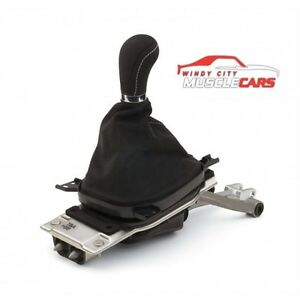 2010-15-Chevrolet-Camaro-SS-ZL1-Short-Throw-Suede-Wrapped-Shifter-Assembly