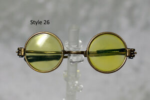 1-3-1-4-BJD-SD-60cm-45-eye-glasses-eyeglasses-Dollfie-Yellow-round-lens-style-26