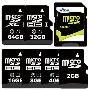 Details about 2GB 4GB 8GB 16GB 32GB Micro SD SDHC Memory Card For XGODY SAT  NAV Car Truck GPS
