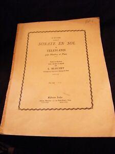 Partitura-Sonata-en-Sol-Telemann-Oboe-Piano-L-Bleuzet