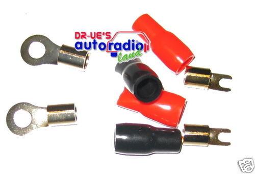 = ringösenkit cable zapatos para 35 mm² cable de alimentación 35qmm