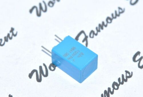 0.082µF 82nF PHILIPS MKP380 0.082uF 100V 5/% P:5mm Film Capacitor 10pcs