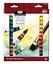 miniatura 8 - Royal Langnickel Acquerello Artista Pittura & Spazzola Set 12ml Tubo Packs 12 18