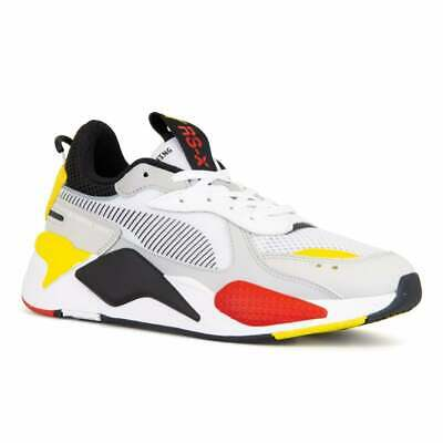 Puma Mens RS-X Toys Trainers (White