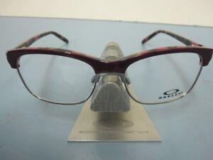 83d4c892c54 OAKLEY womens Ponder OX1134-0552 Purple Mosaic RX eyeglass frame NEW ...