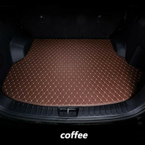 Car Rear Cargo Boot Trunk liner Mat Tray Pad Protector for Mercedes benz S 14-19