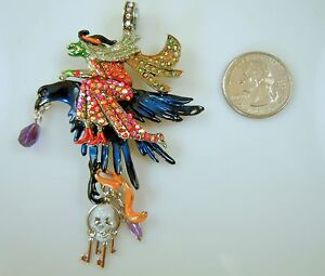 KIRKS-FOLLY-Season-of-the-Witch-Crow-Rider-Magnetic-Enhancer-Halloween-SF
