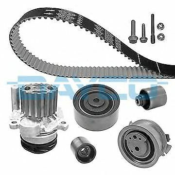 Kit distribuzione DAYCO KTBWP5630 AUDI SEAT SKODA VW Pompa acqua