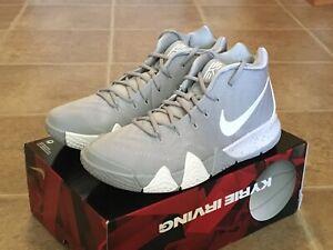 Nike Kyrie 4 TB Wolf Grey White AV2296