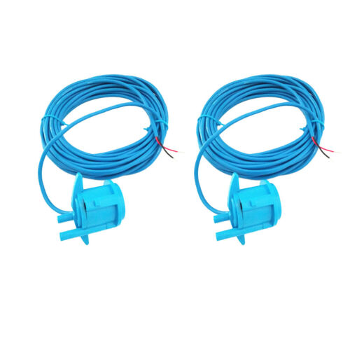2Pcs Solenoid Valve for Automatic Electronic Digital Milk Meters for Cow