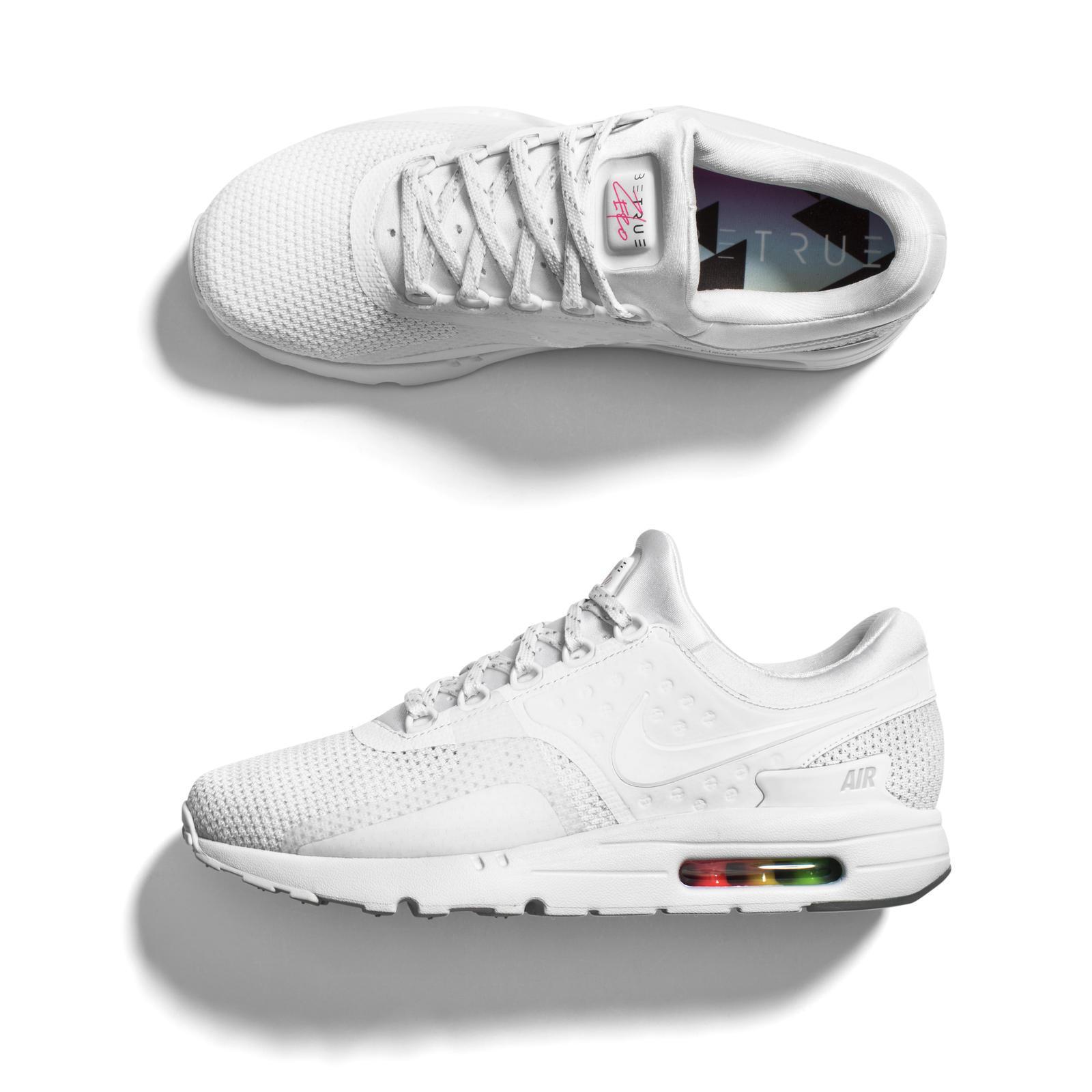 Nike 789695-101 AIR MAX Zero è True Uomo Bianco 789695-101 Nike (tutte le dimensioni) QS LIMITED 95 Ultra e51c2c