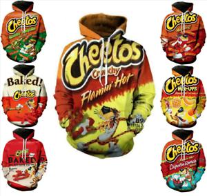 Fonma Long Sleeve Hoodie Sweatshirt Jumper Hooded Pullover Tops Blouse Women