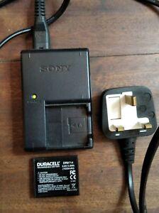Sony Battery Charger BC CS3 | eBay