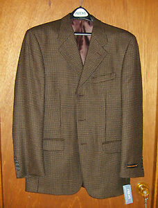 Men-039-s-Jones-New-York-Sport-Jacket-Size-38-Regular-New-FREE-U-S-Shipping