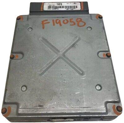 02 2002 03 2003 FORD MUSTANG 3.8L A//T ENGINE COMPUTER ECU ECM 2R3A-12A650-FB OEM