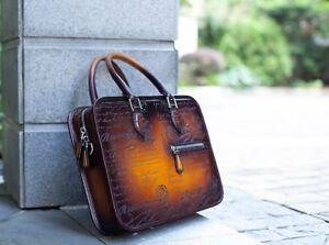Handmade-Men-Vintage-Patina-Style-Engraving-Genuine-Leather-Medium-Briefcase