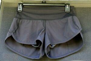 Lululemon-Black-Swim-shorts-Bottoms-in-size-2-w-zipper-pocket