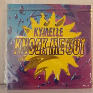 """Kymelle – Knock Me Out (Vinyl, 12"""", Maxi 33 Tours) - France - État : Occasion : Objet ayant été utilisé. Consulter la description du vendeur pour avoir plus de détails sur les éventuelles imperfections. Commentaires du vendeur : """"1465 - État de la pochette : VG+ (Very Good Plus / Trs bon Plus) - É - France"""