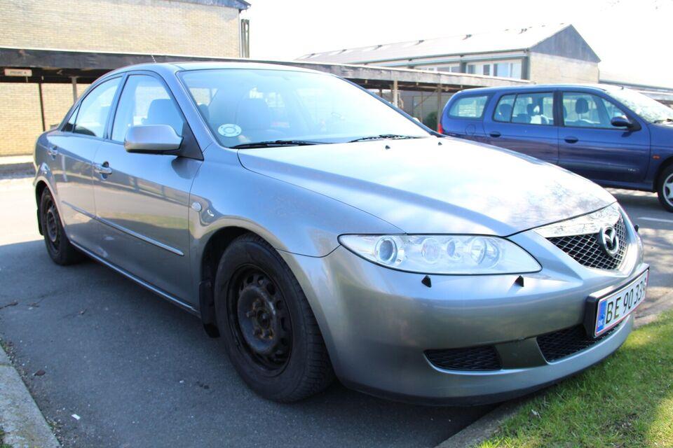 Mazda 6, 2,0 Comfort, Benzin