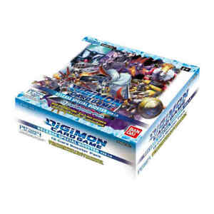 1x Digimon Card Game: Release Special Booster Box Version 1.0 New Digimon TCG Bo