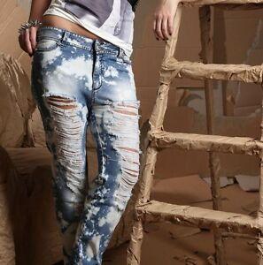 BY-ALINA-Damenjeans-Jeans-Hose-Damenhose-Sexy-Aladin-Fetzenjeans-34-38-994