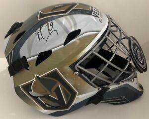 Marc-Andre-Fleury-Signed-Autographed-F-S-Las-Vegas-Golden-Knights-Goalie-Mask