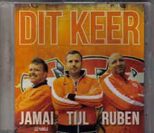 Jamai Tijl Ruben-Dit Keer Promo cd single